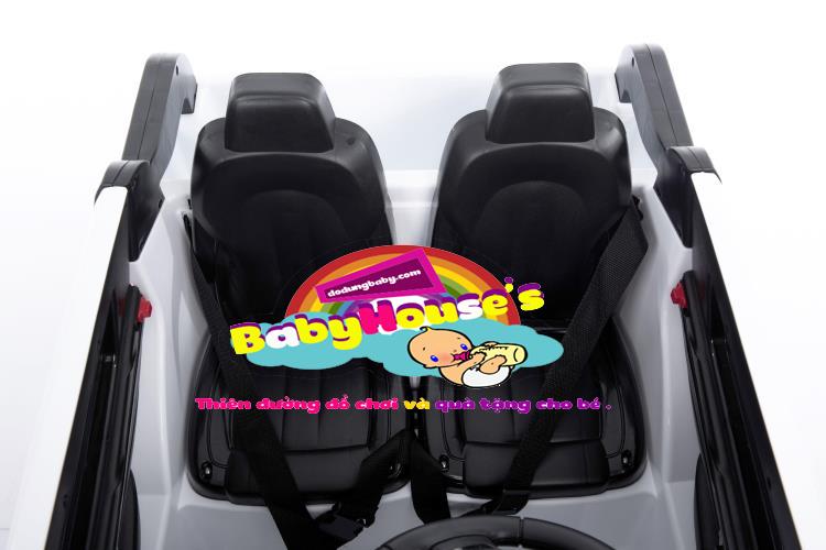 Ghế xe ô tô điện trẻ em BMV S8088
