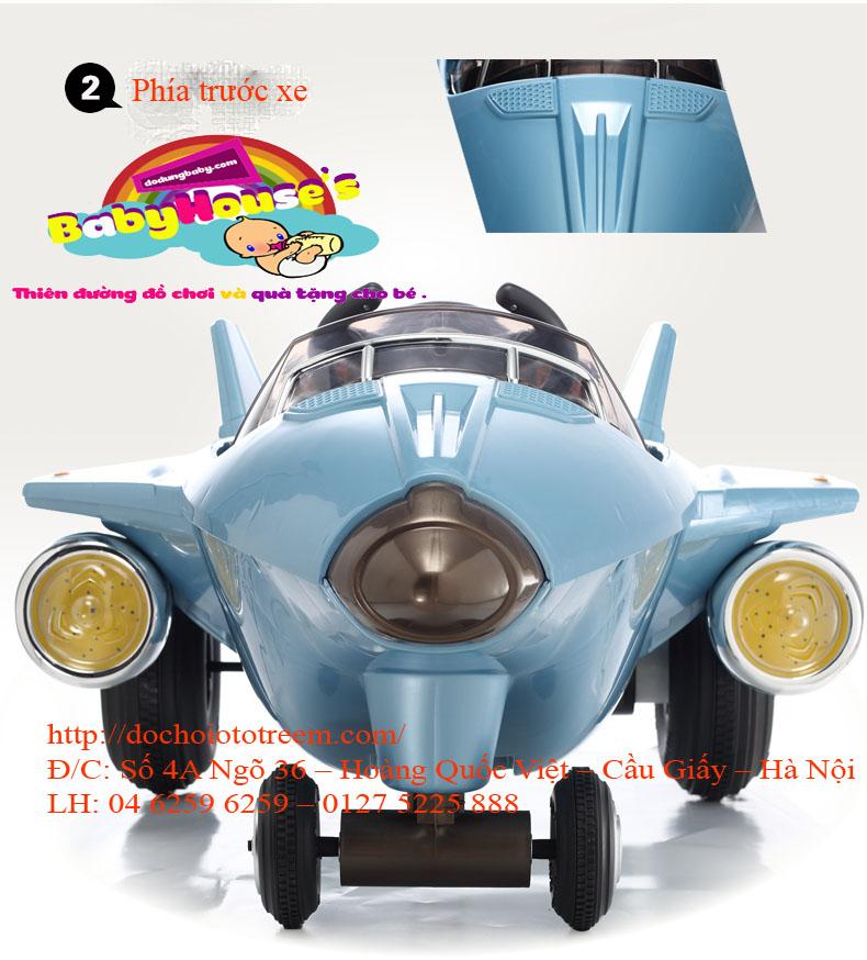 Xe máy bay điện trẻ em cao cấp