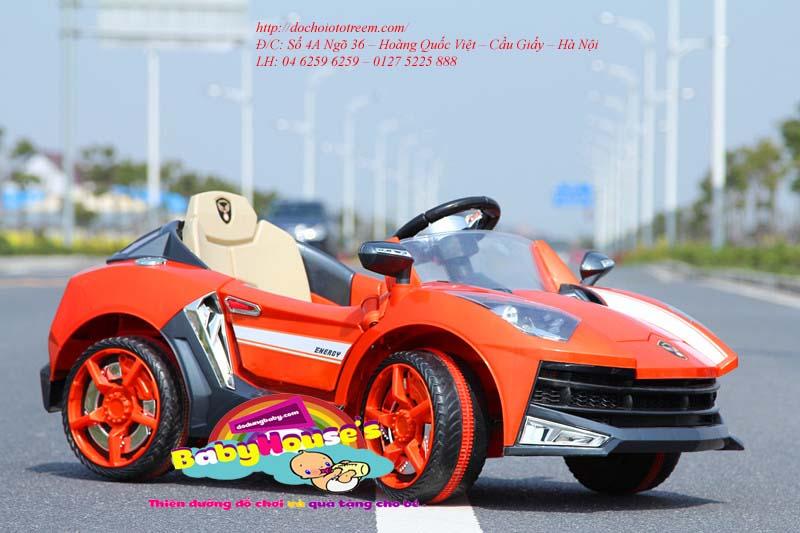 Xe ô tô điện trẻ em|ô tô điện trẻ em Lamborghini 8188  giá rẻ