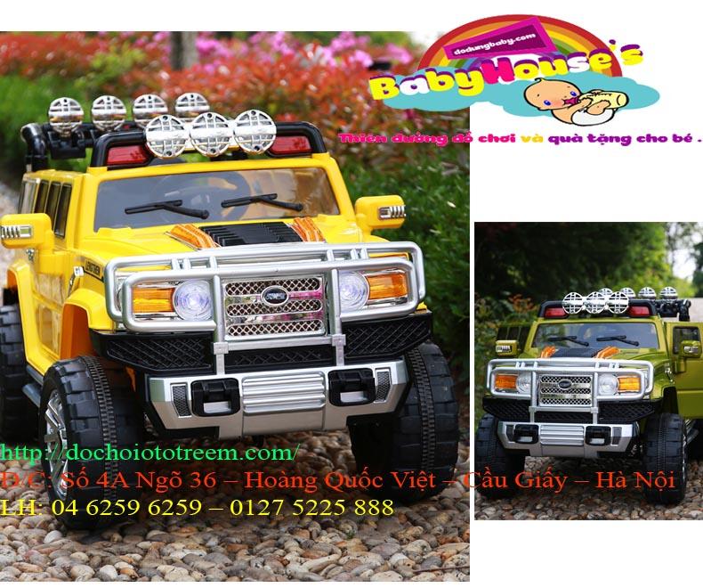 Ô tô điện trẻ em|Xe ô tô điện trẻ em JJ255A giá rẻ