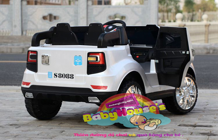 Xe ô tô điện trẻ em - ô tô điện trẻ em BMV S8088 cao cấp, dochoiototreem.com chuyên cung cấp giá rẻ