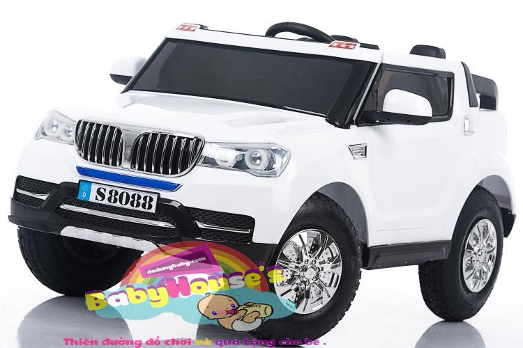 Xe ô tô điện trẻ em | ô tô điện trẻ em BMV S8088 cao cấp