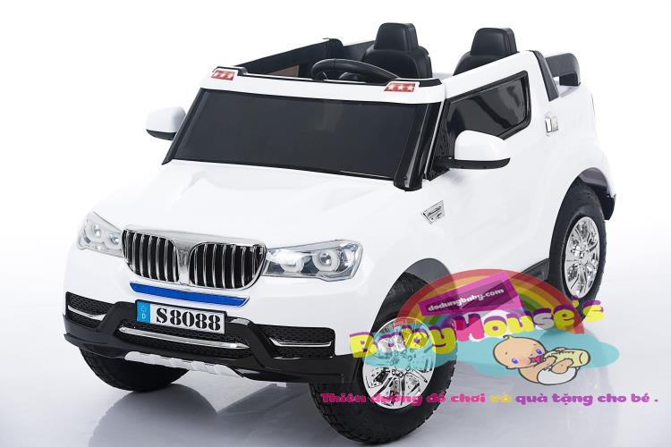 Xe ô tô điện trẻ em - ô tô điện trẻ em BMV S8088 giá rẻ