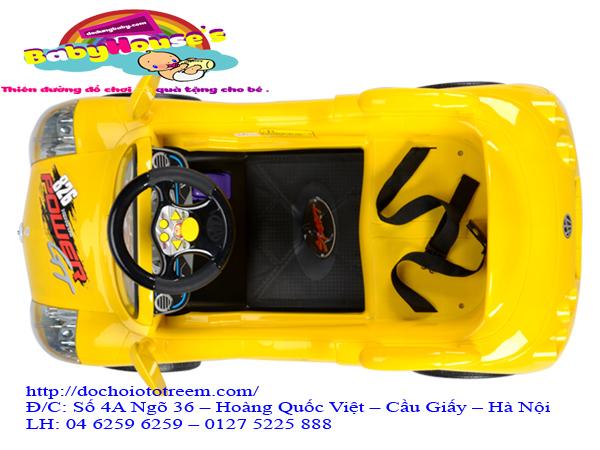 Xe ô tô trẻ em| ô tô trẻ em chạy điện 7996 giá rẻ