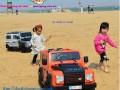 Xe ô tô điện trẻ em|Ô tô điện trẻ em Land Rover DMD198 giá rẻ