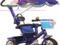 Xe ba bánh trẻ em| xe ba bánh đẩy trẻ em 5190 cao cáp giá rẻ