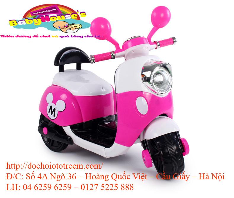 Xe máy điện trẻ em| xe máy điện trẻ em 6688 giá rẻ