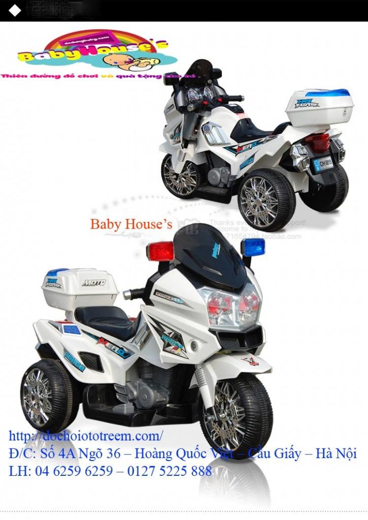 Xe máy điện trẻ em|xe máy trẻ em YH-8815