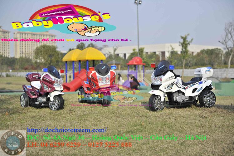 Xe máy điện trẻ em|xe máy trẻ em YH-8815 Hà Nội