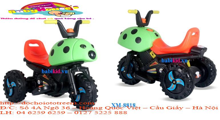 Xe máy điện trẻ em 8818H giá rẻ hà nội