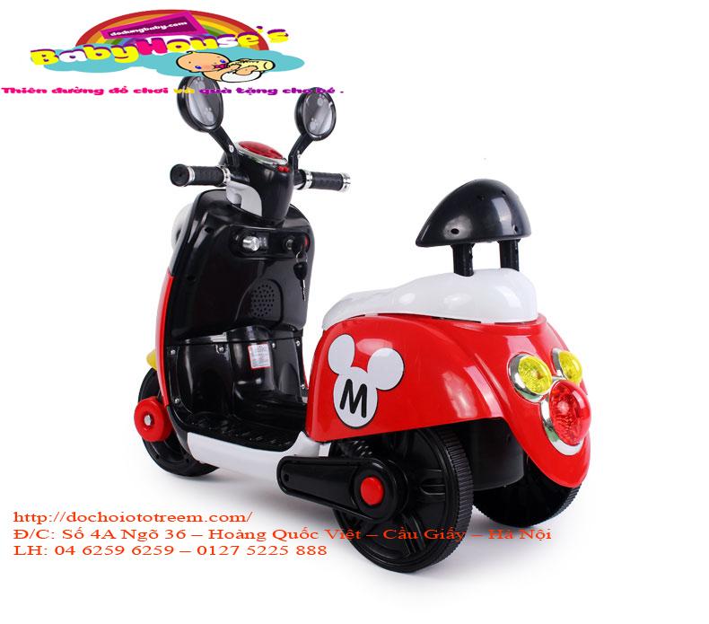 Xe máy điện trẻ em 6688 giá rẻ toàn quốc