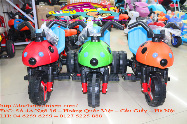 Xe máy điện trẻ em| xe máy trẻ em 8818H cao cấp giá rẻ