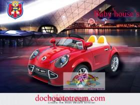 Xe ô tô điện trẻ em| ô tô điện trẻ em QK-801 giá rẻ Hà Nội