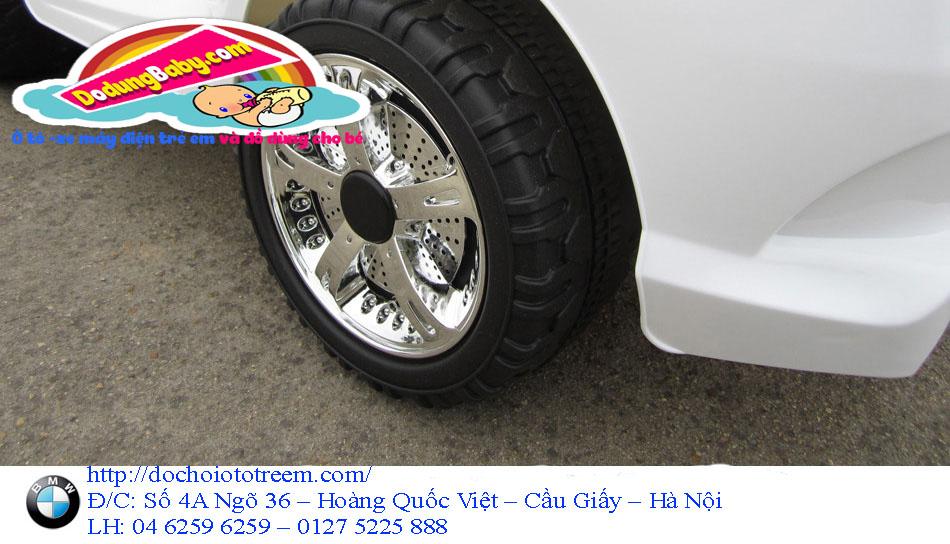 Bánh xe ô tô điện trẻ em JB15