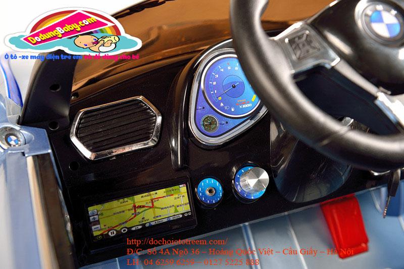 Vô lăng xe ô tô điện trẻ em XMX-308 cao cấp