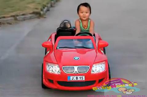 Ô tô điện trẻ em| ô tô điện trẻ em JB15 giá rẻ hà nội