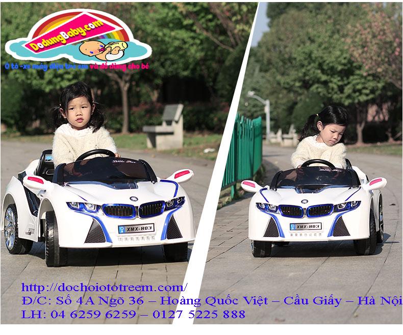 Xe ô tô điện trẻ em| xe ô tô điện trẻ em cao cấp XMX-308 giá rẻ hà nội