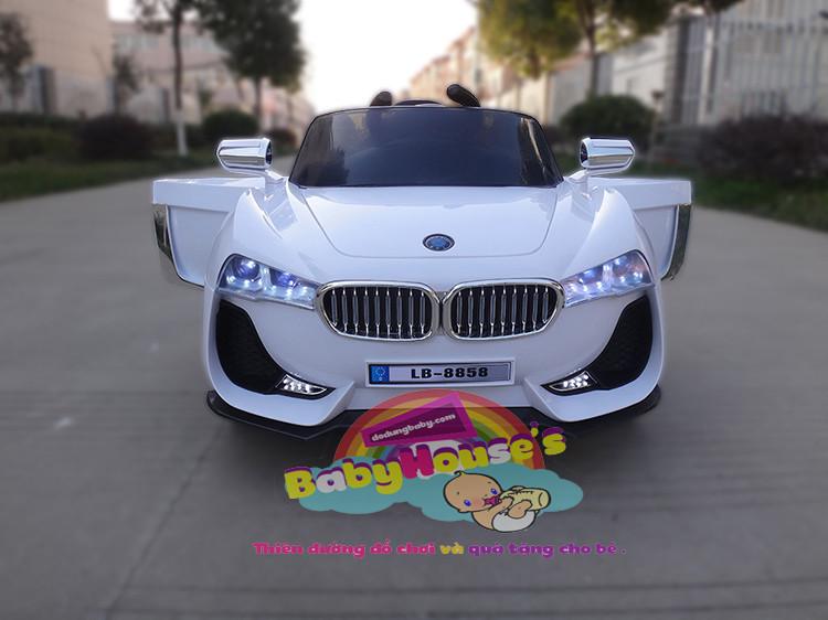 Ô tô điện trẻ em - ô tô điện trẻ em 8858 giá rẻ hà nội