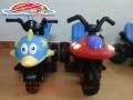 Xe máy điện trẻ em| xe máy trẻ em hình phi thuyền cao cấp giá rẻ