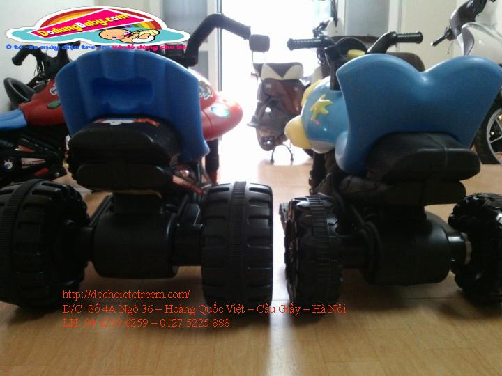 Xe máy điện trẻ em| xe máy điện trẻ em hình phi thuyền cao cấp hà nội