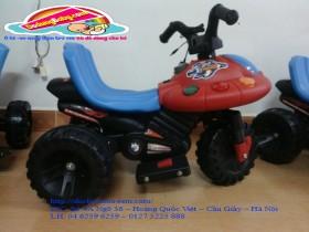 Xe máy điện trẻ em| xe máy điện trẻ em hình phi thuyền giá rẻ hà nội