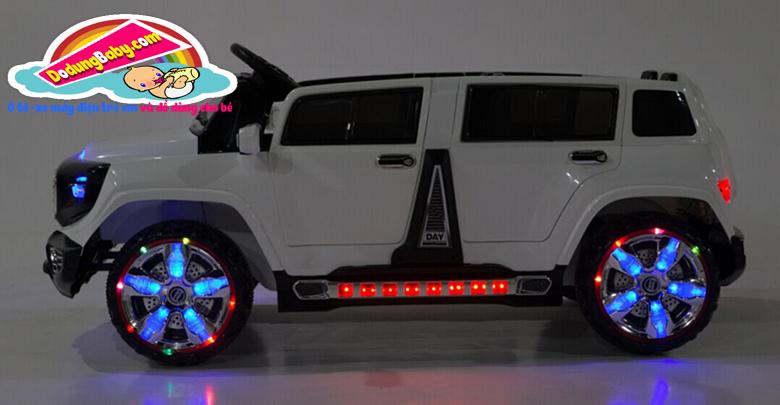 Xe ô điện trẻ em|ô tô trẻ em SX1528 cao cấp