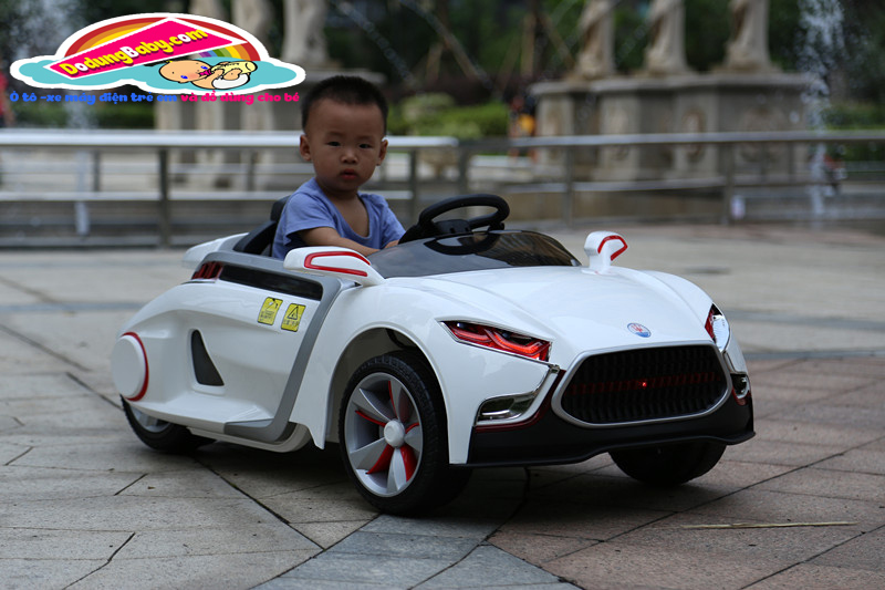 xe ô tô điện trẻ em YH-809 cao cấp