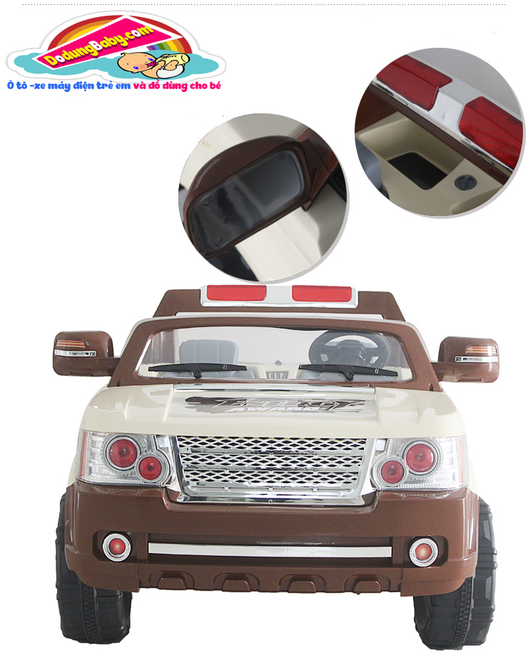ô tô điện trẻ em jj205 giá rẻ hà nội