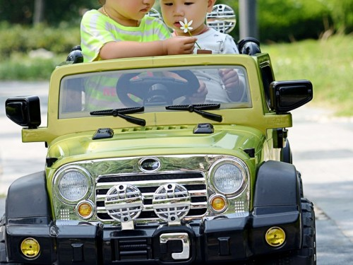 Xe ô tô điện trẻ em JJ235A cao cấp giá rẻ hà nội