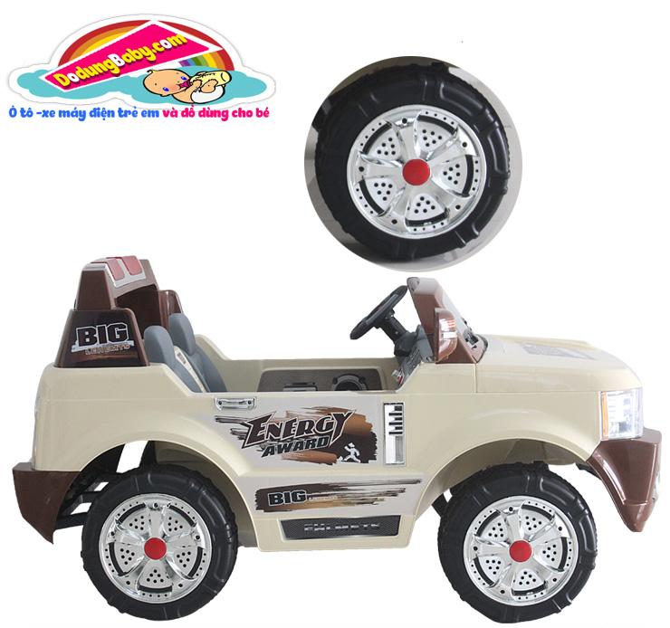 Xe ô tô trẻ em jj205 2 chỗ ngồi cao cấp giá rẻ