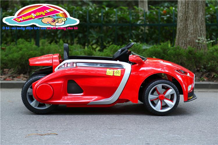 Hông cảu xe ô tô điện trẻ em yh-809 cao cấp giá rẻ tuyệt đẹp