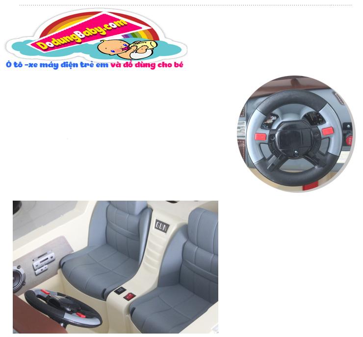 Xe ô tô điện trẻ em jj205 giá rẻ