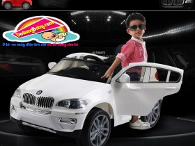 Xe ô tô điện trẻ em BMW X6 giá rẻ