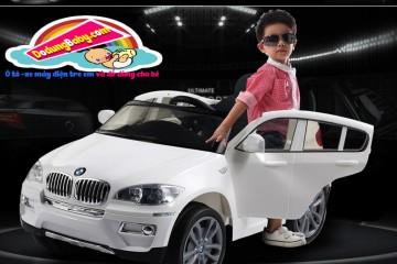 Tác dụng tuyệt vời của ô tô điện trẻ em tự lái