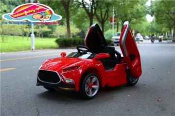 Những kiểu ô tô điện trẻ em được ưa chuộng nhất hiện nay