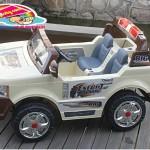 Xe ô tô điện trẻ em JJ205 2 chỗ ngồi riêng biệt