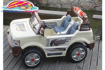 Xe ô tô điện trẻ em 2 chỗ ngồi vô cùng hữu ích và tiện dụng