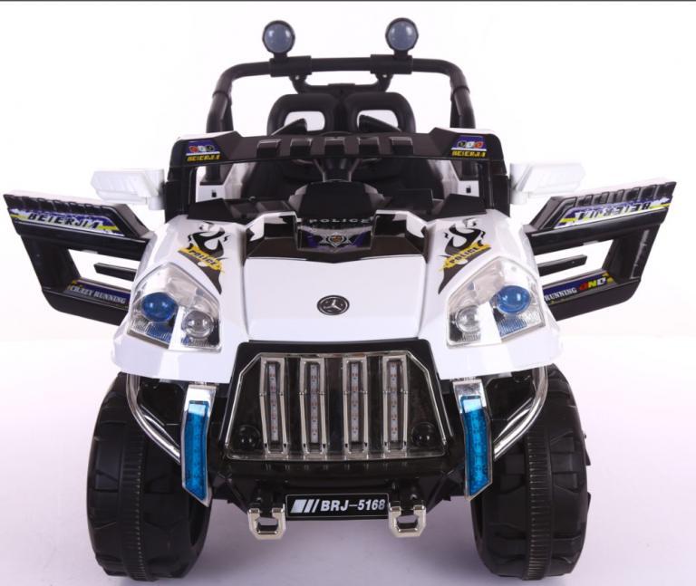 Xe-ô-tô-điện-trẻ-em-5168-màu-trắng-768x647