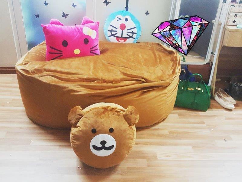 Ghế-lười-hạt-xốp-hình-oval-02-nâu-gấu